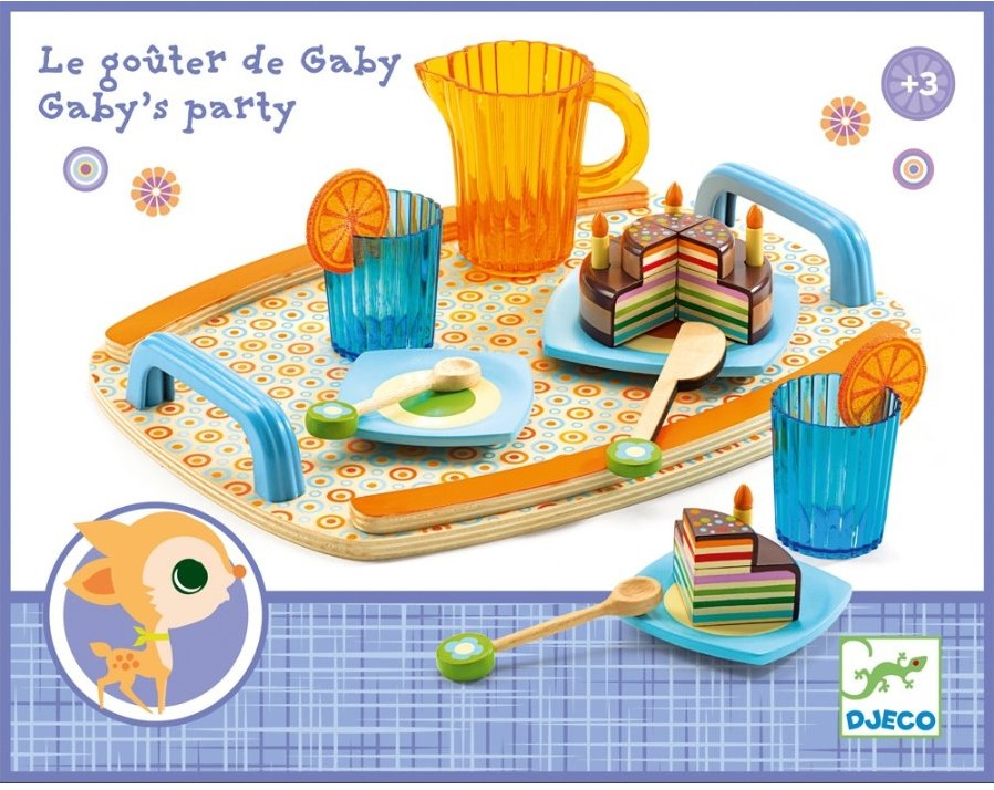 djeco jeux d 39 imitation gourmandises le go ter de gaby cuisineenfant. Black Bedroom Furniture Sets. Home Design Ideas