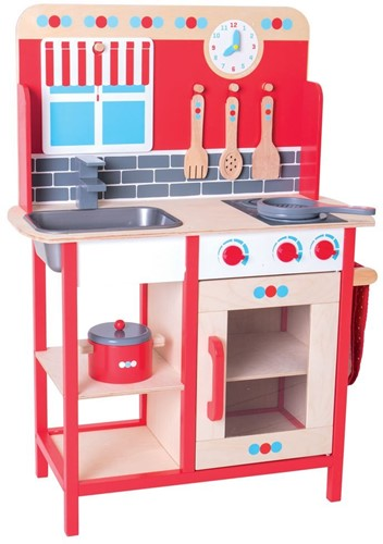 Bigjigs Play Kitchen