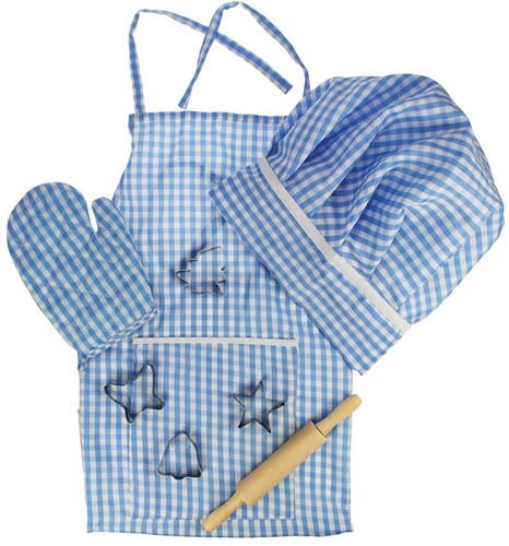 Bigjigs Chef Set - Blue
