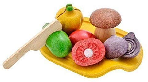 Plan Toys Assorted Vegetables set